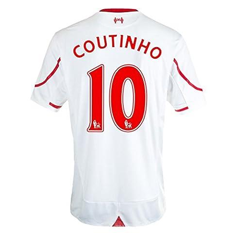 Trikot FC Liverpool 2015-2016 Away - Coutinho [Größe M]
