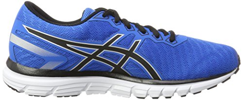Asics Gel-Zaraca 5, Chaussures de Running Homme Bleu (Directoire Blue/black/hot Orange)