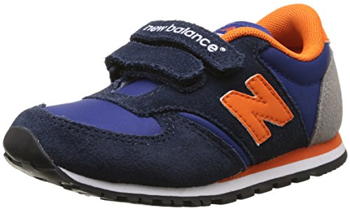 The New York Doll Collection 385260-20-5 - Pantofola per bambini , blu(bleu (loi blue/orange)),  23