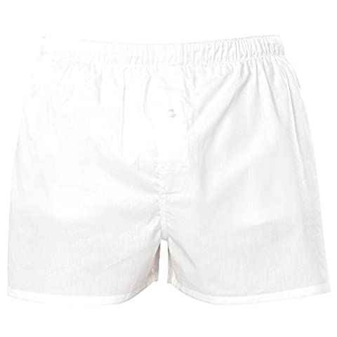 Asquith & Fox Mens Classic Loose Cotton Boxers