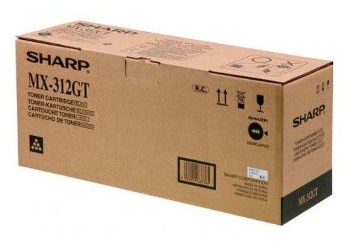 Preisvergleich Produktbild Sharp MX312GTMXM260 Toner, 25.000 Seiten, schwarz