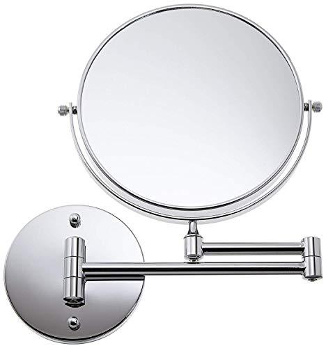 LOYWE Kosmetikspiegel 2 fache + 5fache Vergrößerung