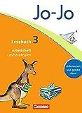 Jo-Jo Lesebuch - Allgemeine Ausgabe 2011: 3. Schuljahr - Arbeitsheft Lesestrategien