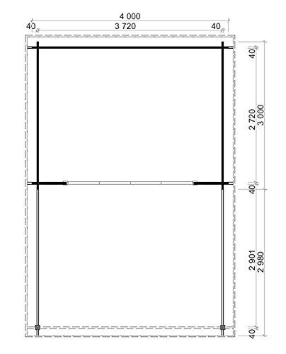 carlsson-holz-gartenhaus-holstein-40-blockbohlenhaus-mit-boden-wochenendhaus-mit-schleppdach-4-tlg-falttuer-holzblockhaus-ohne-impraegnierung-3