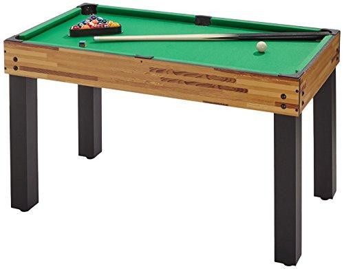 Fußball-billard-kugeln (Solex Multifunktions 10-in-1-Spieltisch 4, 91409)