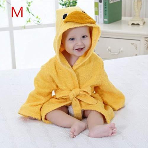 YIIVAN Baby Handtuch Baumwolle Kapuzentuch Tierform Baby Bademantel Kinder Handtuch Säuglingstücher Babyartikel, 20