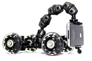 iStabilizer Dolly Adaptateur avec Support pour Smartphone Noir
