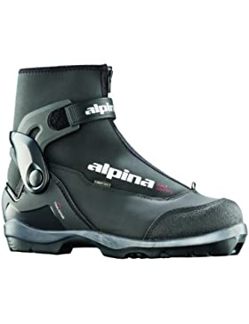 Alpina Traverse wartet Nordic Langlauf Ski Stiefel, für Verwendung mit nnn-bc Bindung