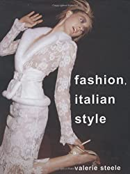 Fashion, Italian Style by Valerie Steele (2003-03-11)
