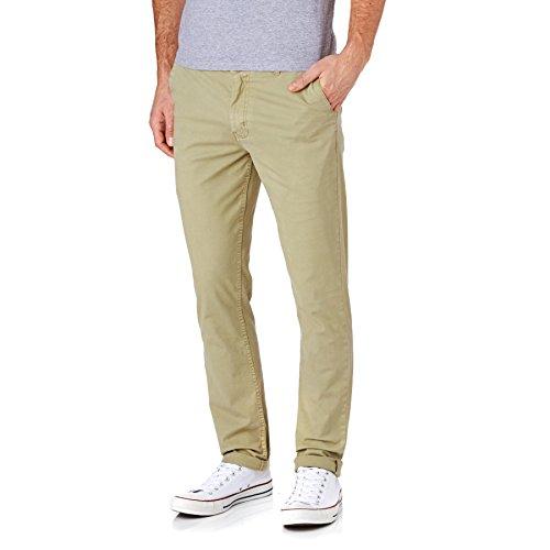 Hurley Herren Chino Hose Corman 3 Pants Brown