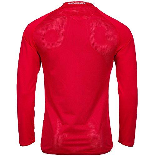 Nike Tech Fleece Crew-1MM Herren-Sweatshirt Schwarz / Blau (Md Grge Grn Htr/Obsidian)