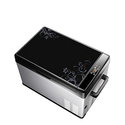 Refrigerador del coche SKC Congelador de refrigerador de compresor de Pantalla Digital...