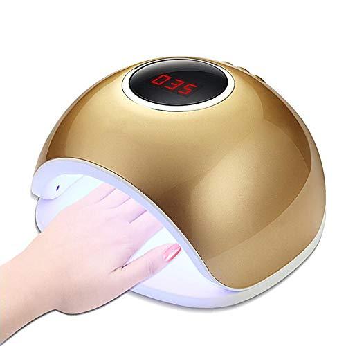 Lámpara clavos, Máquina LED secado uñas 72W Lámpara