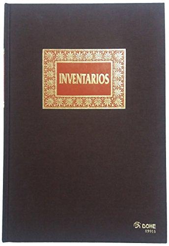 DOHE 9915-Buch der Buchhaltung, Bestandsaufnahmen und Bilanzen, Folio Natural