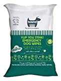 HOWND Yup You Stink Emergency Dog Wipes, 20 cm