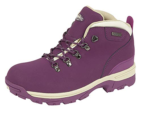 NorthWest Trek Womens WaterProof Leather Lace Up Walking Hiking Boots - The  sports shop b97b6cfd2