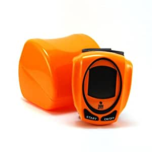 Marque Verte-Tensiometre Poignet Digitensio Color Orange Marque Verte