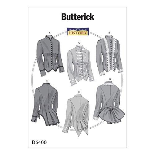 Butterick Patterns Butterick 6400A5Schnittmuster Kostüm, mehrfarbig, Größen 6–14 (Mccall Pattern Kostüme)