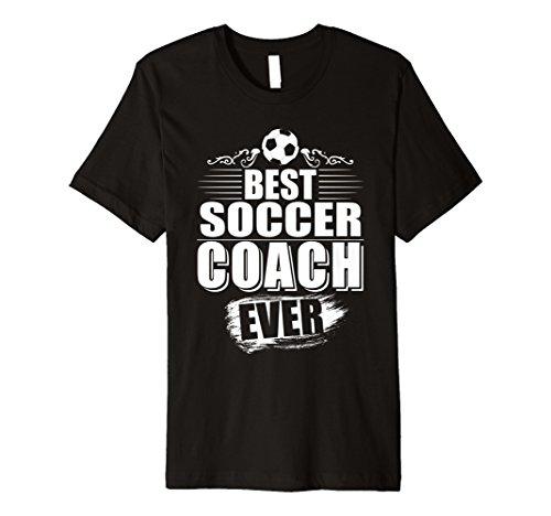 Herren Herren BEST Fußball-Trainer Ever Fußball-Trainer T-Shirt