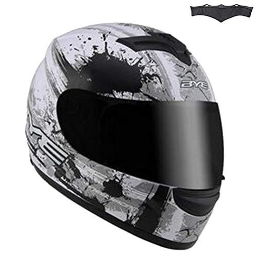 Uomini casco integrale del motociclo Off Road flip up moto caschi motocross racing moto tappi di sicurezz
