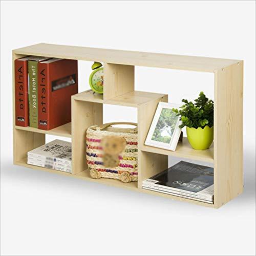 Bücherregal Rubik es Cube Speicher Wand Mount Storage Display Stand Ahorn Color Regal (Bücherregal Cube Speicher)