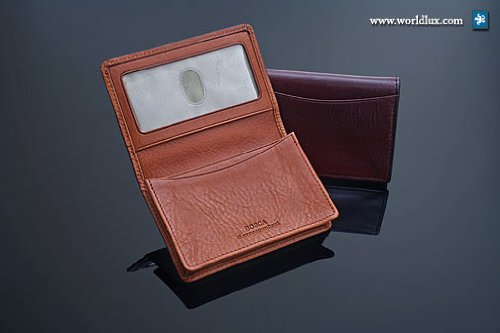 Bosca Old Leather Collection Herren Kartenetui One Size Dunkelbraun -