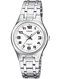 Casio Collection Damen-Armbanduhr Analog Quarz LTP-1310PD-7BVEF