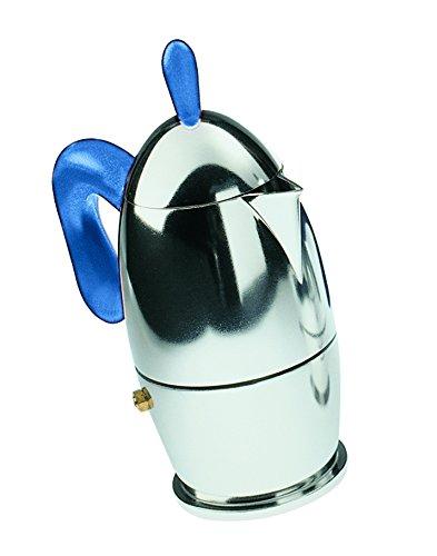 Guzzini 21440276 Zaza' Espressomachine 6-Tassen, Art und Cafe