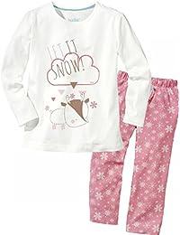 419a070da4 Suchergebnis auf Amazon.de für: Flanell Schlafanzug Kinder - Weiß ...