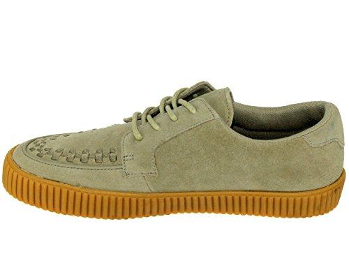 T.U.K. Shoes Mens EZC Sand Suede Gum Shoe Beige Comprar El Sitio Oficial Barato Precio Salida De Baja Sm1UmYaH