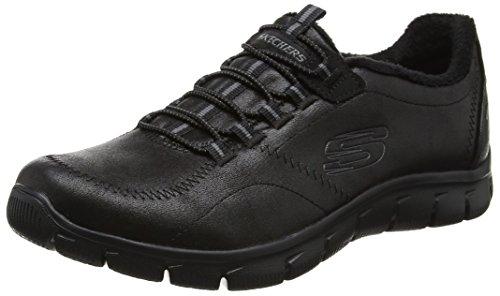 Skechers empire, allenatori donna, nero (black), 38 eu