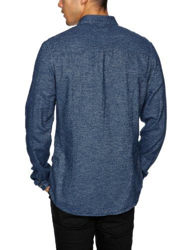 Firetrap - Chemise - Homme Bleu (DEEPBLUE)