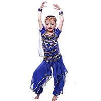 Girl Carnival Belly Dance Costume Haloween Wear Oriental Cosplay Clothing