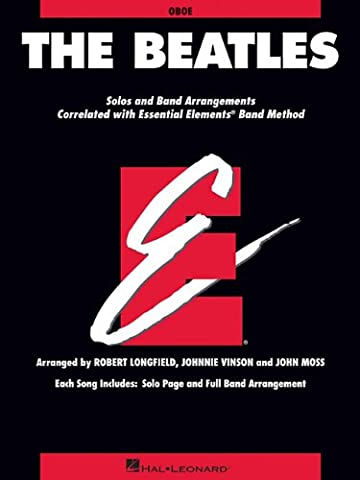 The Beatles: Essential Elements for Band Correlated Collections Oboe (Essential Elements Band