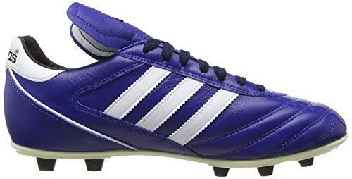 adidas Kaiser 5 Liga, Chaussures de Football Homme Bleu (Collegiate Royal/Ftwr White/Core Black)