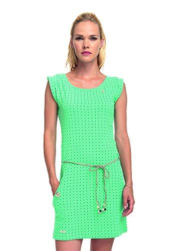 Ragwear Damen Jerseykleid mint