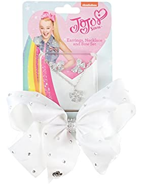 JoJo Siwa - Conjunto Arco y Joyería para niñas - JoJo