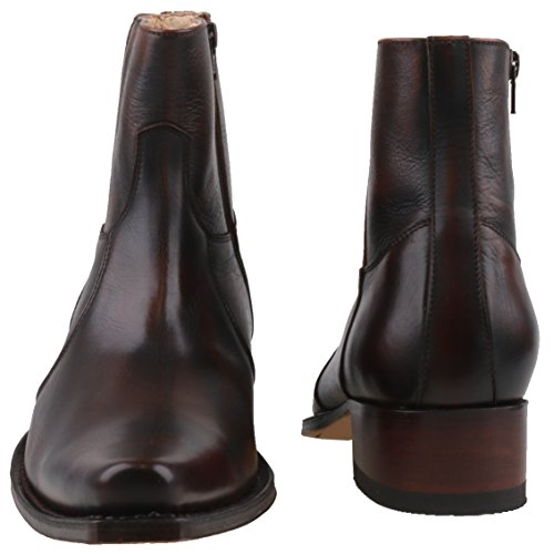 Sendra boots 5200 bottines marron Marron - Marron