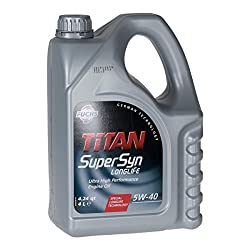 Fuchs 5W-40 Titan SuperSyn Longlife - 4 Liter 5W40 Motoröl