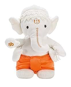 MY Ganesh-Premium-Figurine spirituelle en peluche doux Lamboa en peluche