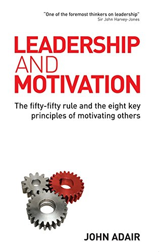 Descargar PDF Leadership and Motivation: The Fifty-Fifty