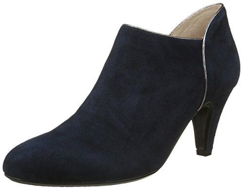 Jb Martin2 Selma H16 - Stivali classici alla caviglia Donna , Blu (Bleu (Che Vel Nuit/T Specchio Acier)), 40