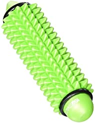 Yogistar Unisex rodillo de masaje Mini Masaje Roller, unisex, Mini Massage-Roller, verde