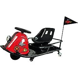 Carrito eléctrico a la deriva para adultos y niños para disfrutar en Square, Park y Community 8in Electric Go Karting de SJF