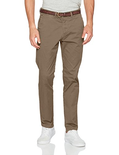 Tan Herren Jeans (JACK & JONES Herren Hose Jjicody Jjspencer WW Tan Noos, Braun (Tan), W34/L34 (Herstellergröße: 34))
