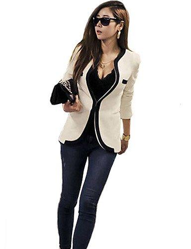 CBIN&HUA Delle Xinying donne OL cappotto hb WT9045 , cream-xl , cream-xl