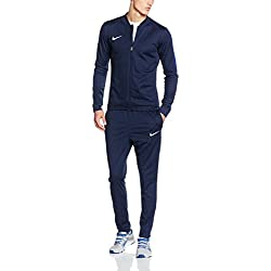 Nike - Academy16 Knt - Survêtement - Homme - Bleu (Marine/Bleu Royal/Blanc) - M