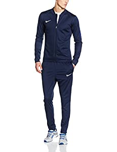 Nike Herren Academy 16 Knit Trainingsanzug - Blau (Obsidian/Deep Royal Blue/White) , XL