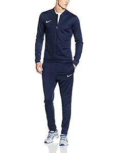 Nike - Academy16 Knt - Survêtement - Homme - Bleu (Marine/Bleu Royal/Blanc) - S