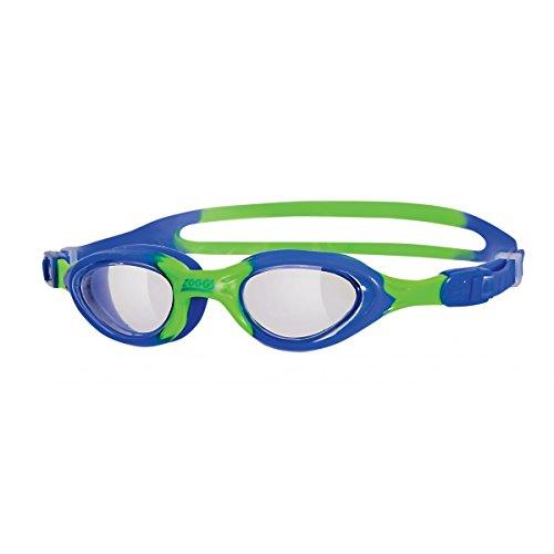 zoggs-little-super-seal-gafas-de-natacion-color-azul-verde-talla-0-6-years